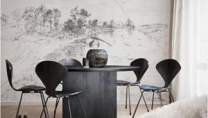 Repositionable Wall Murals Swallow Landscape Wall Mural Wall Decor Removable Wallpaper Peel