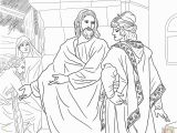 Rich Man and Lazarus Coloring Page Superior Rich Man and Lazarus Coloring Page Jesus the Young Free