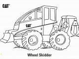 Road Grader Coloring Pages Caterpillar