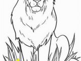 Roaring Lion Coloring Page 25 Best Lion Coloring Pages Images