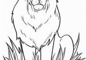 Roaring Lion Coloring Page 25 Best Lion Coloring Pages Images