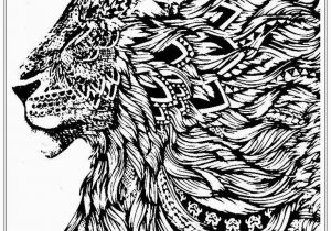 Roaring Lion Coloring Page Free Lion Coloring Pages for Adult Cool Coloring Pages