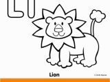 Roaring Lion Coloring Page L is for Lion Have Fun Roaring Like A Lion with Your Child and