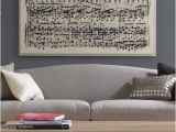 Rock Band Wall Murals Take Your Wedding song and Create An Oversized Sheet Music Print