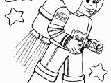 Rocket Ship Coloring Pages Pdf astronaut Coloring Pages for Preschool