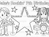 Rockstar Coloring Pages Printables top Rockstar Coloring Pages Printables 1630 Best S