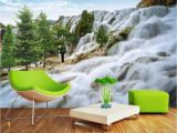 Rocky Mountain Wall Mural Waterfall Wall Murals] Wallpops Waterfall Wall Mural Amp