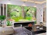 Roller Coaster Wall Mural ᗕcustom Photo Wallpaper 3d Wall Murals Wallpaper forest