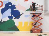 Roller Coaster Wall Mural Remedy Kombucha Carla Mcrae In 2020