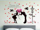 Romantic Bedroom Wall Murals Bedroom Wall Ideas 56 Wall Stickers Ikea Jaspooleblog Home