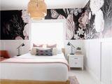 Romantic Bedroom Wall Murals Vintage Floral Art Removable Wallpaper