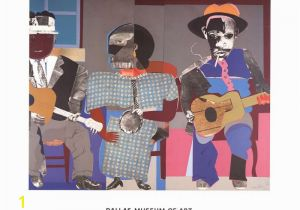 Romare Bearden Coloring Pages Romare Bearden soul Three