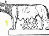 Romulus and Remus Coloring Page Image Result for Romulus and Remus Tattoo Ideas