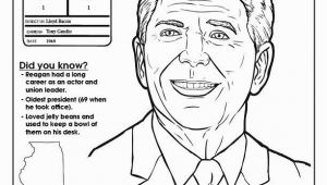 Ronald Reagan Coloring Pages Coloring Books