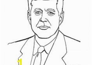 Ronald Reagan Coloring Pages Image Result for John F Kennedy Drawing Jack