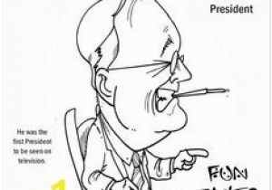 Ronald Reagan Coloring Pages John F Kennedy Coloring Page Coloring Pages Pinterest