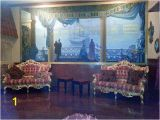 Rooms with Wall Murals Wall Mural In Dining Room An Example Of Paintings and