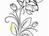 Rose Bouquet Coloring Pages Dessin  Colorier Bouquet De Fleurs Nature 5