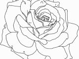 Rose Flower Coloring Pages Flower Page Printable Coloring Sheets