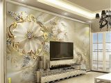 Roses and Sparkles Wall Mural Wall Panel Wallpaper Marble Diamond Jewelry Rose Background Modern Europe Art Mural for Living Room Painting Home Decor Animated Desktop