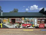 Route 66 Wall Mural Amazon Cuba Missouri Known as the Route 66