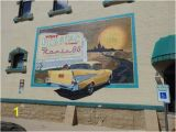 Route 66 Wall Mural Great Car Mural Picture Of Il Route 66 association Hall Of