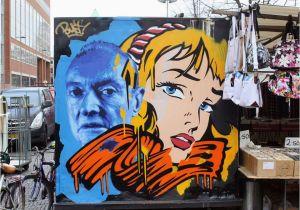 Roy Lichtenstein Wall Mural Roy Lichtenstein Waterloo Square