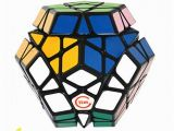 Rubiks Cube Coloring Page Amazon Fangshi Limcube Nian Lun Megaminx Speed Magic