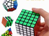 Rubiks Cube Coloring Page Prevention Of Rubik S Cube 4 4 Three Dimensional Rotary Puzzle 5 5 Cubic Cube 12 Six Colors Cubic Cube Puzzle toy Cognitive Education Hobby Senility