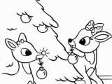 Rudolph and Clarice Coloring Pages 15 Elegant Coloring Pages Christmas Rudolph Graph