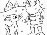 Rudolph the Red Nosed Reindeer Coloring Pages Rudolph the Red Nosed Reindeer Coloring Pages Rudolph the Red Nosed