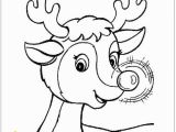 Rudulph Coloring Pages Reindeer Face Coloring Page Two Face Coloring Pages Two Face