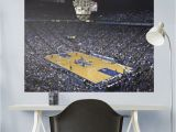 Rupp arena Wall Mural Kentucky Wildcats Rupp arena Corner View Mural Giant Ficially Licensed Removable Wall Graphic