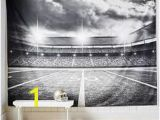 Rush the Field Football Wall Mural 14 Best Football Wall Images