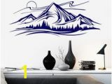Rv Murals Decals Mountains Lake Deer Rv Camper 5th Wheel Motor Home Vinyl Decal