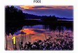 Rv Murals Decals Rv Camper Motorhome Mural Decal Sticker Purple Horizon Sunset