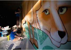 Rv Murals Full Color City Artists Paint New Mural In Downtown Casper
