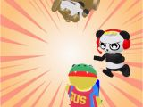 Ryan Combo Panda Coloring Pages Tag with Ryan On the App Store