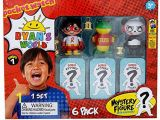 Ryan toys Coloring Pages Ryan S World 6 Pack Figures