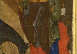 Sacred Art Murals Иконописцы Entry to Jerusalem Palm Sunday Pinterest