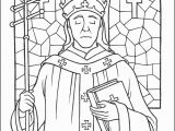 Saint Jude Coloring Page Coloring Saint John the Baptist Coloring Page Sunday