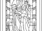 Saint Mary Coloring Pages Catholic Saint Coloring Pages Homeschooling