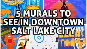 Salt Lake City Wall Murals 5 Murals to See In Downtown Salt Lake City