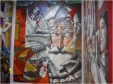 Salvador Dali Wall Mural Mural In Stairway Of Cervantes Museum Picture Of Don