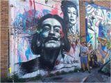 Salvador Dali Wall Mural Rev B and Dali Picture Of tour St Pete Bti Llc St