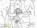Samson and Delilah Coloring Pages Delilah Cutting Samson S Hair Coloring Page Iglesia