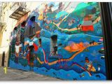 San Diego Wall Mural north Beach San Francisco Things to Do In Little Italy