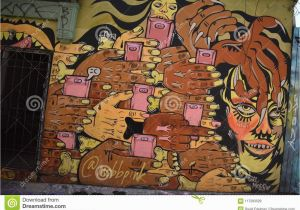 San Francisco Wall Mural Clarion Alley Very Beautiful Very Creative Murals 54