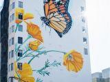 San Francisco Wall Mural Pin by Ceri Thomas On Beautiful Street Art In 2020