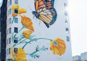 San Francisco Wall Mural Pin by Ceri Thomas On Beautiful Street Art In 2020